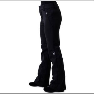 Spyder Orb women's 8 black ski pants